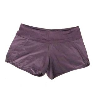 "Lululemon Speed Up Short 4"". Size 8."